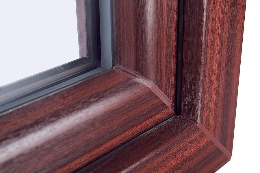 okno w okleinie