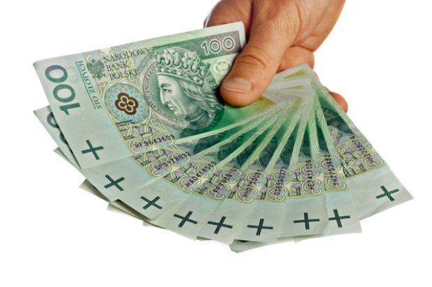 banknoty 100zł